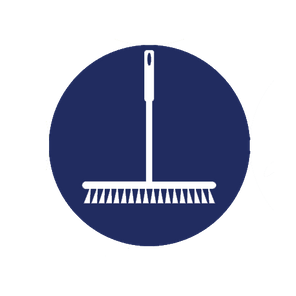 icon of broom
